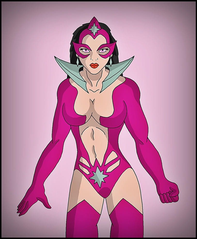 Star Sapphire by DraganD