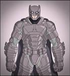 Armored Batman - Dawn of Justice