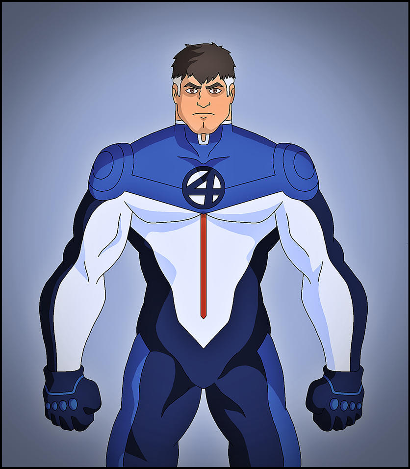 Mister Fantastic by DraganD