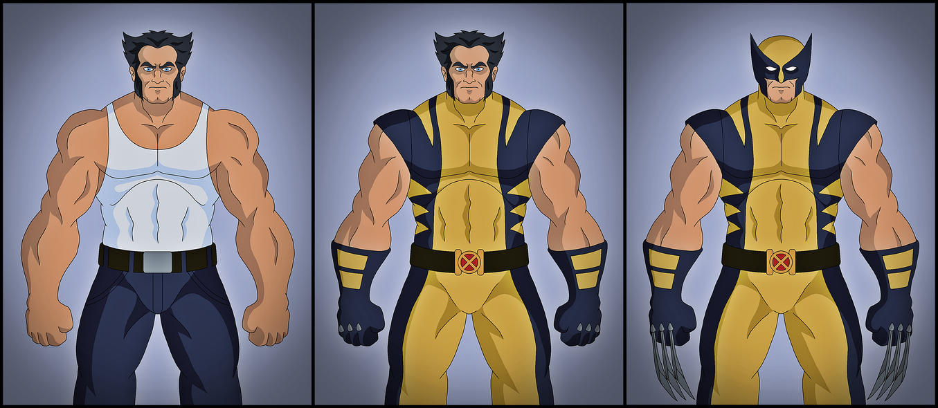 Wolverine by DraganD