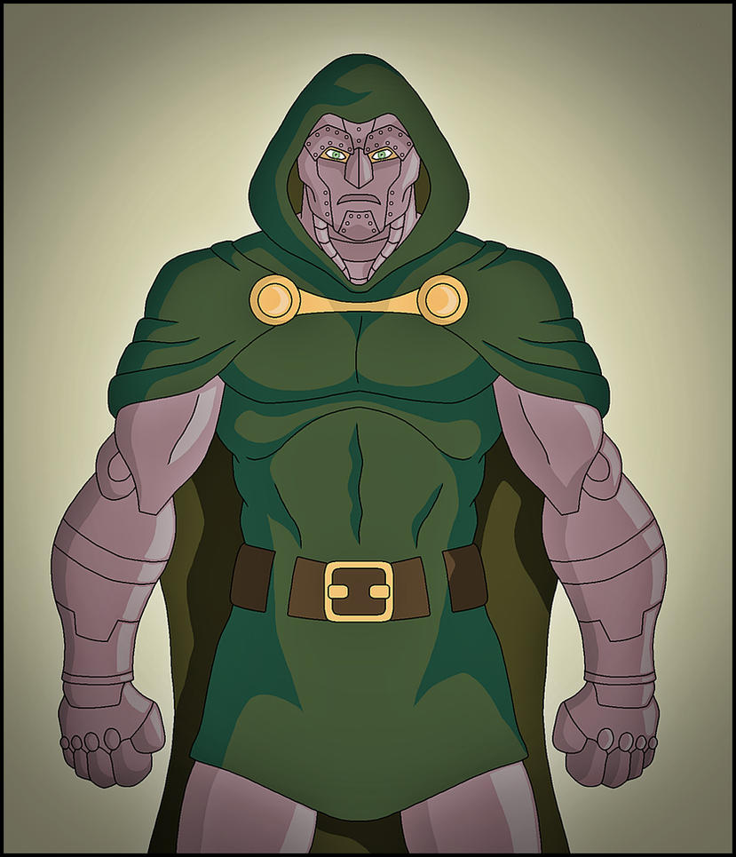 Dr. Doom by DraganD