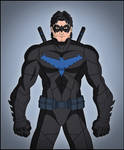 Nightwing - BvS style