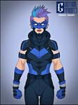 Bluebird  - Gotham Knights - Phase 5