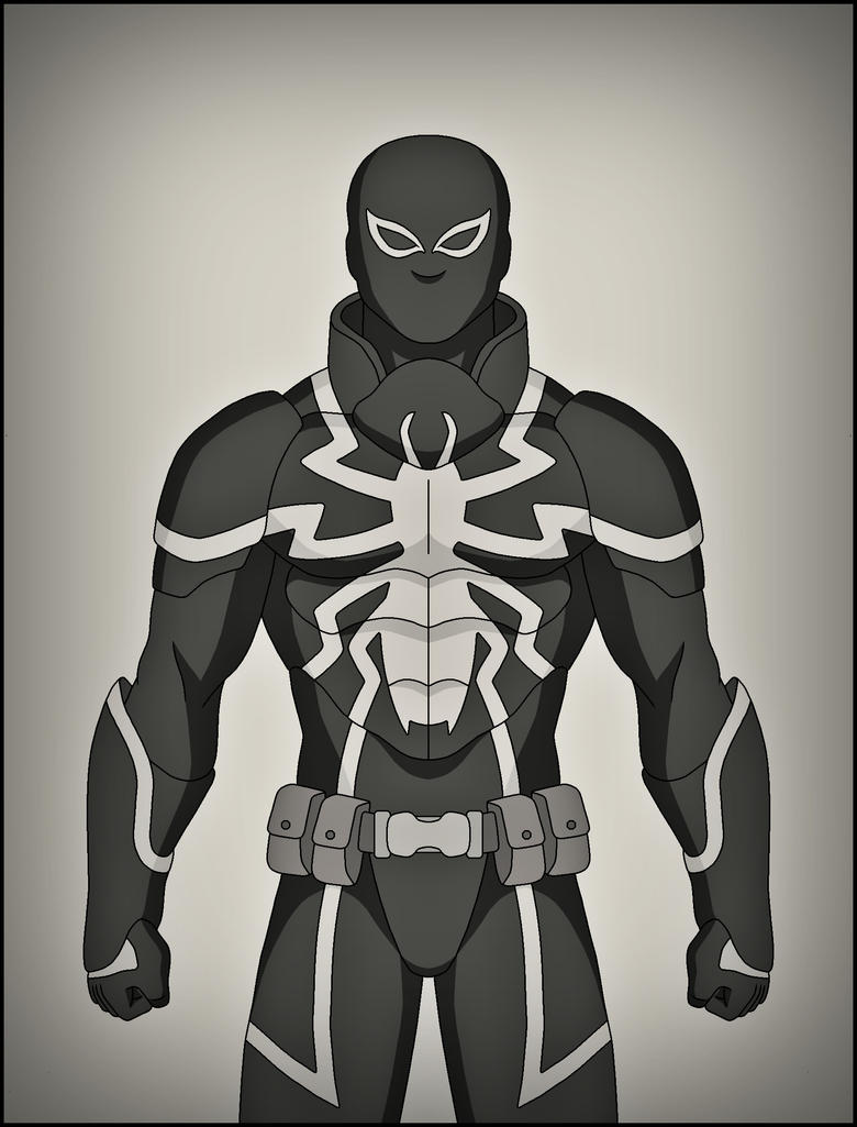 Agent Venom by DraganD
