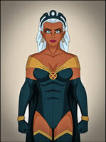 Storm by DraganD