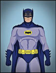 Batman '66 - Adam West tribute
