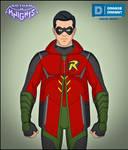 Robin - Gotham Knights by DraganD
