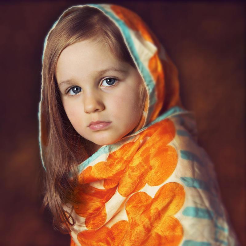 shawl by monikha