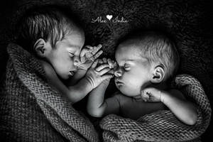 twins by monikha