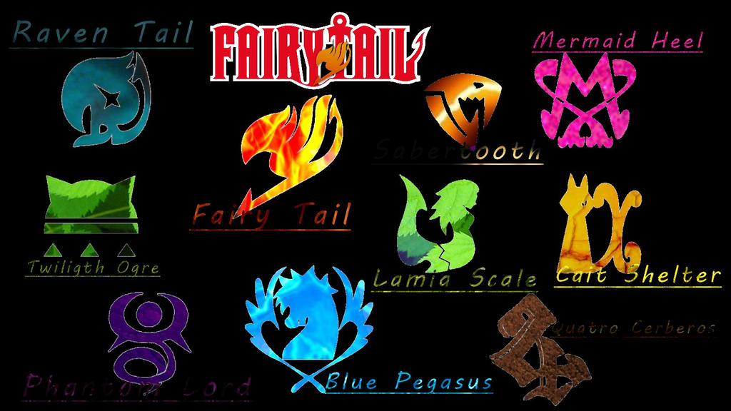 how to draw fairy tail symbol