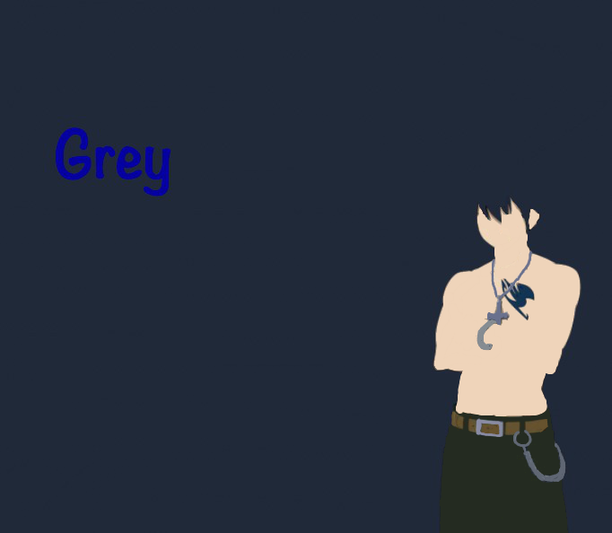 Grey wallpaper by ElodieTheFox051400