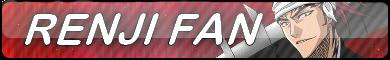 Renji Fan button by ElodieTheFox051400
