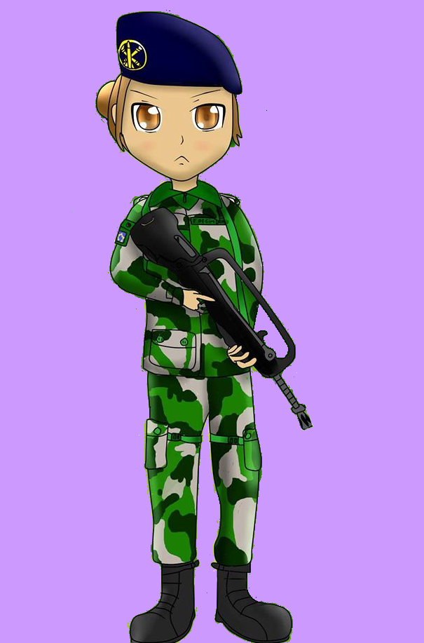 French Military by ElodieTheFox051400