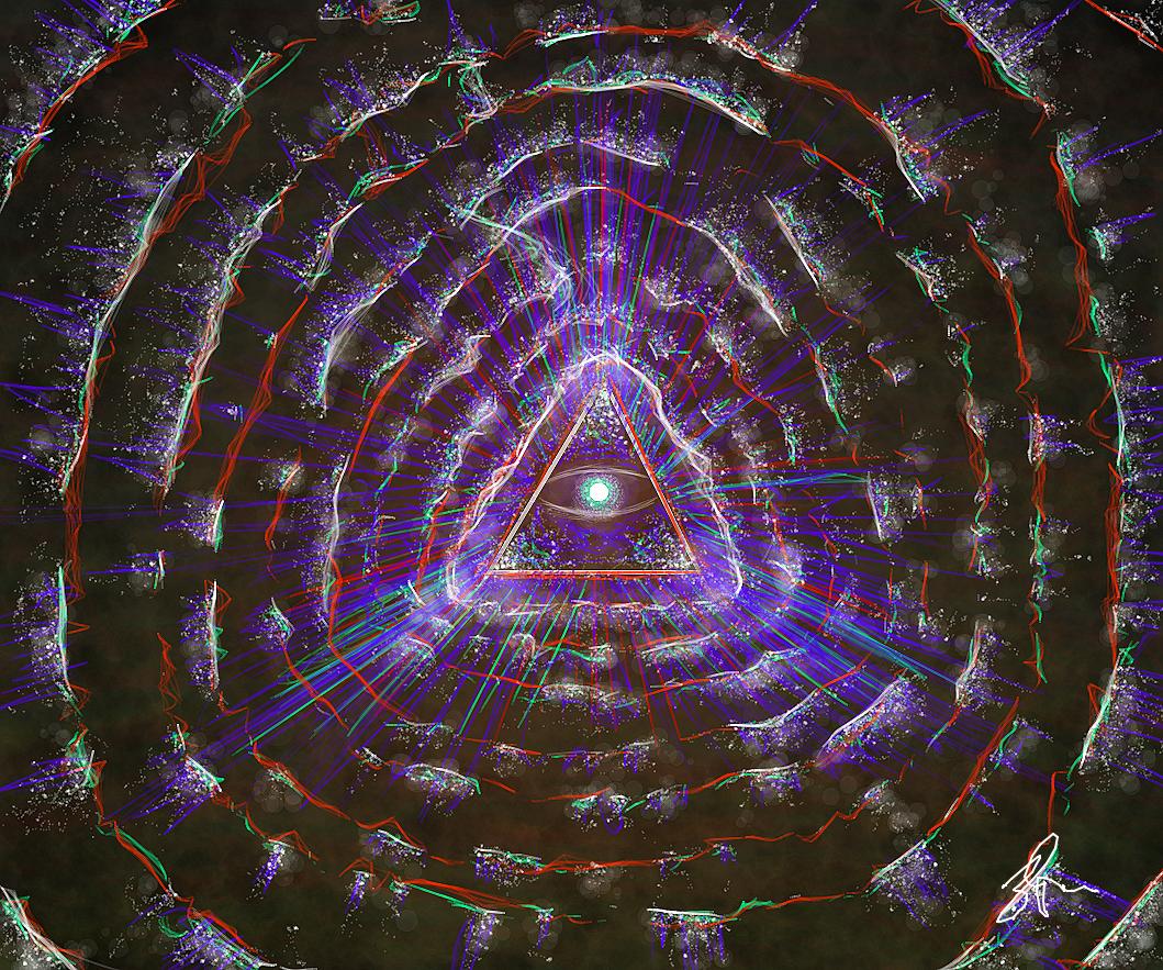All Seeing Eye of dA Muro by endosage on DeviantArt