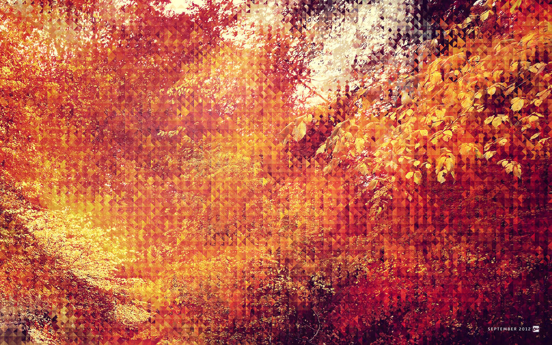 September Wallpaper by endosage