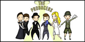 The Producers character lineup