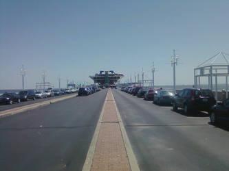The Pier by SportsLunatic