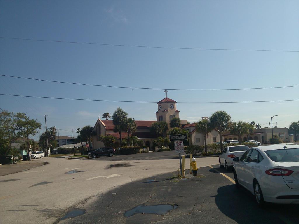 Church By The Sea by SportsLunatic