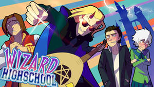 Thrilling Intent: Wizard Highschool