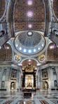 Inside St. Peter's by crh