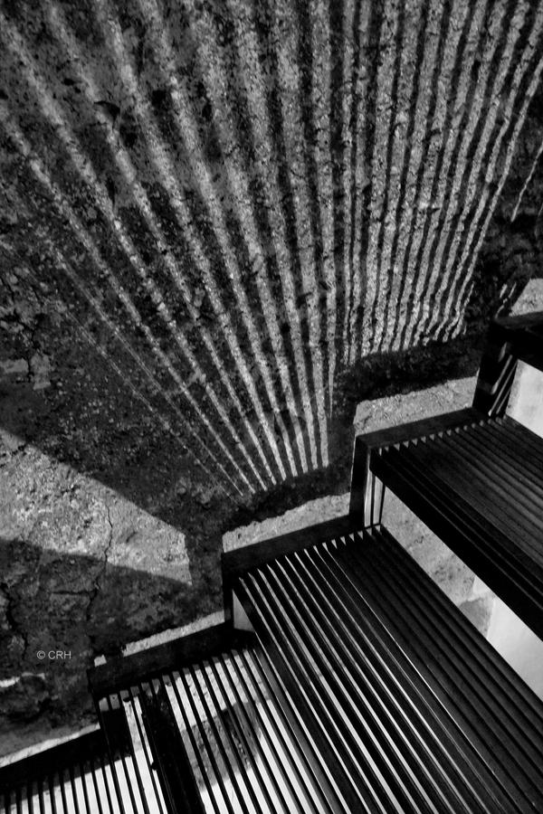 steps, stairs and shadows by crh