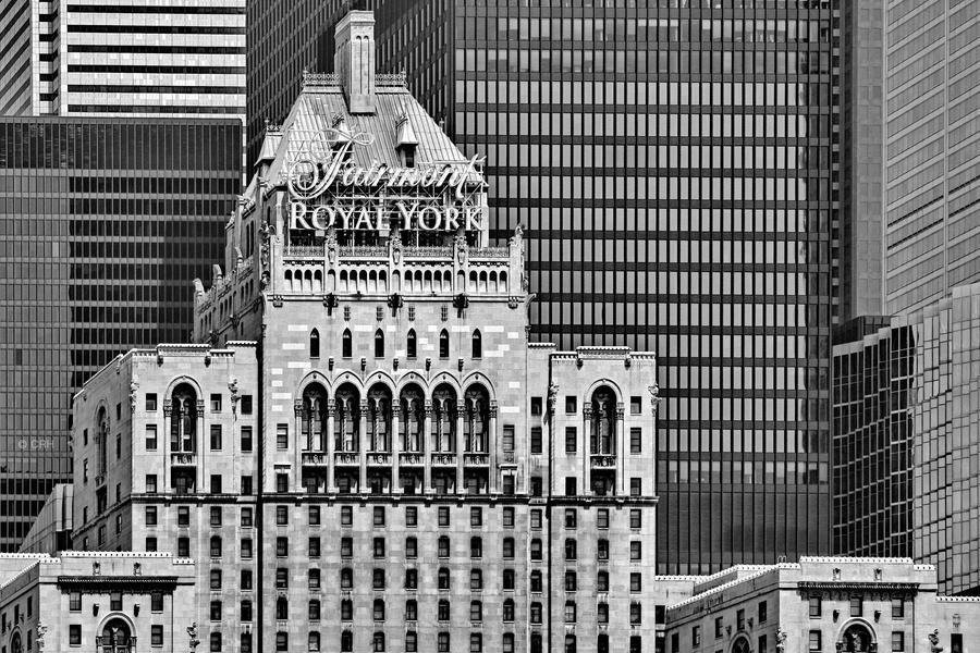 Fairmont Royal York by crh