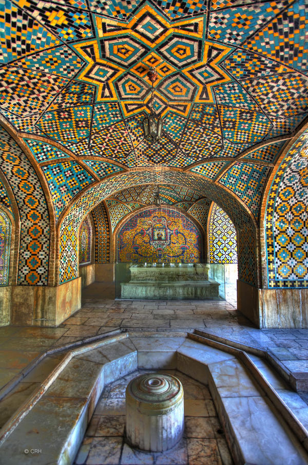 Golestan Palace by crh