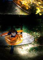 A la faveur de l'automne by pitchoonett