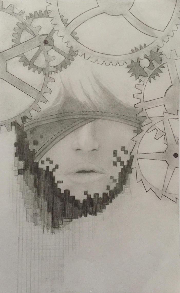 YoRHa 2B by Drakon-Art