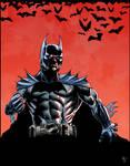 The Batman (color version)