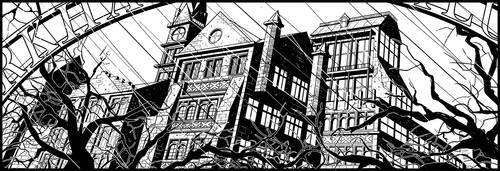 Arkham Asylum (The Comedian's Taboo)