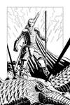 Svala, Spearwoman
