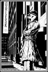 Rorschach by ElieBongrand