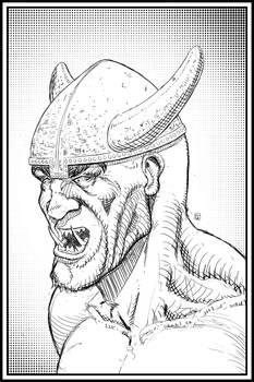 Orc Sketch
