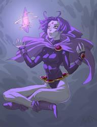 Raven - Titans