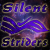 Silent Striders 100x100 by ScaperDeage