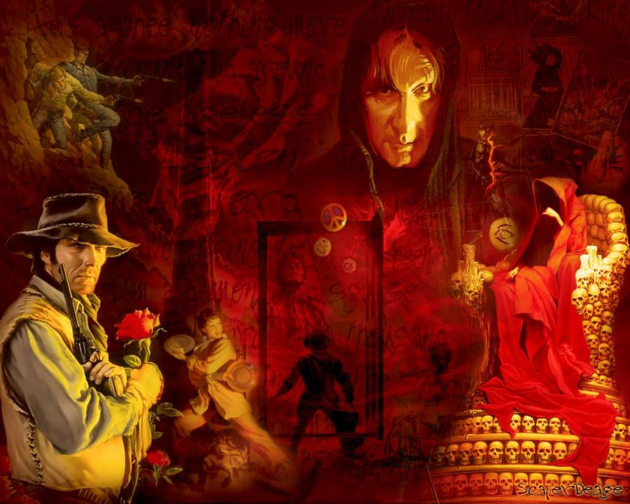 Dark Tower Wallpaper 1280x1024 By Scaperdeage On Deviantart