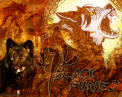 Black Fury Wallpaper 1280x1024 by ScaperDeage