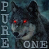 Pure One Wolf 100x100 by ScaperDeage
