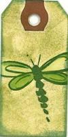 Taglet - Dragonfly No. 2