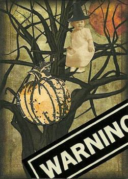 ATC - Halloween: Theme - Hilda