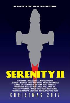 Serenity - Serenity II Movie Poster