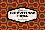 Postcard - The Overlook Hotel (The Shining)