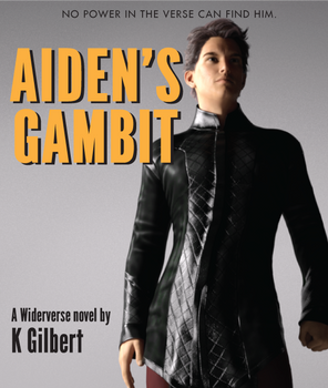 Book Cover: Aiden's Gambit by K Gilbert