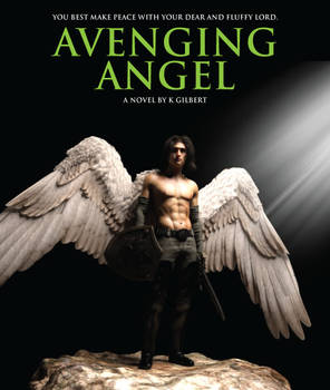 Book Cover: Avenging Angel, by K Gilbert