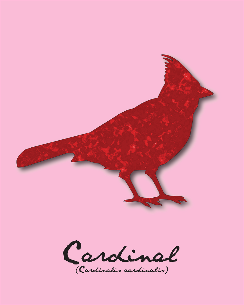 Pride Month - Red (Cardinal) by Catlore