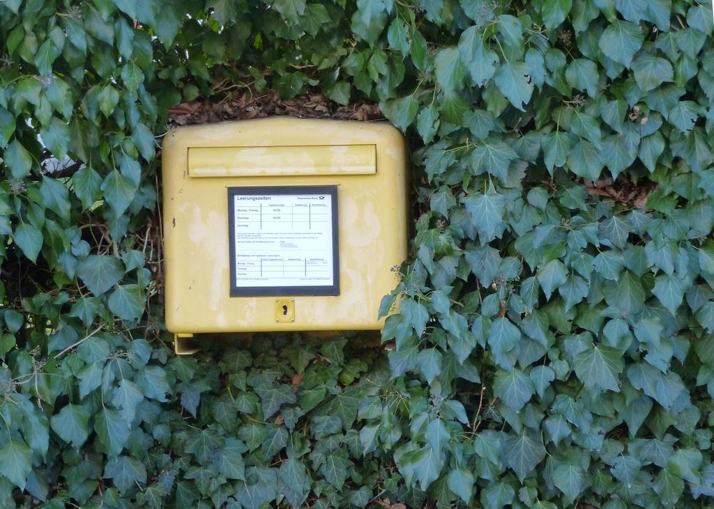 Post Box by HansBr