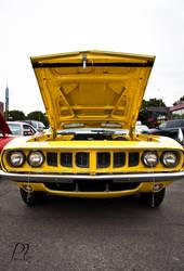 Cuda.yellow 1 by hxcitdiestoday