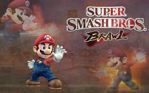 Brawlpaper: Mario by MC2009