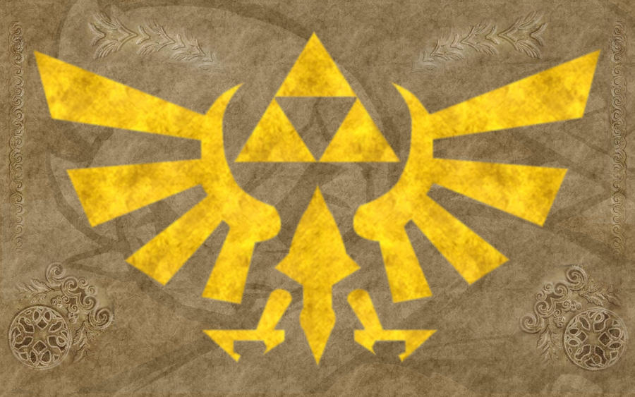 Triforce Emblem by MC2009